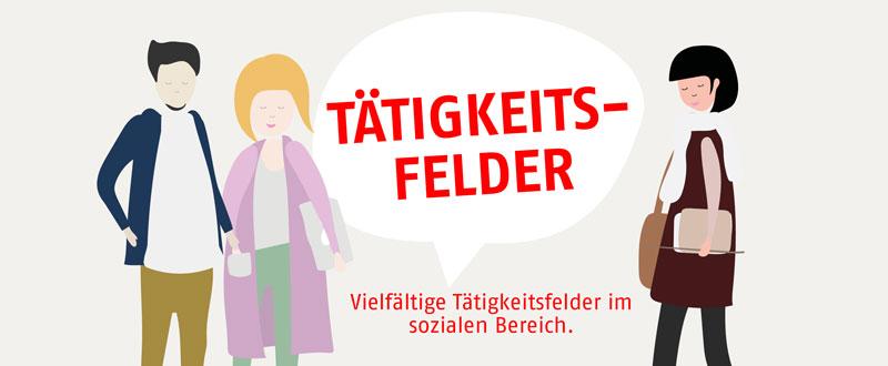 AWO Bezirksverband Ober- und Mittelfranken e. V. - Tätigkeitsfelder